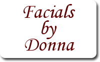 Facials by Donna